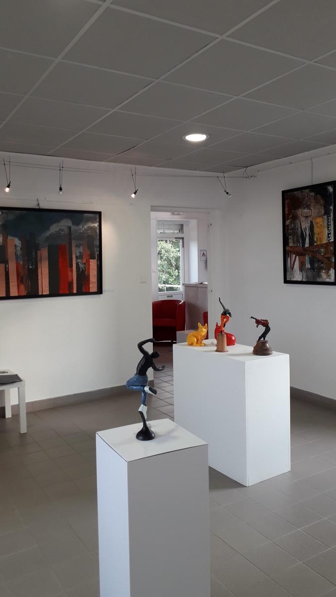 exposition au sémaphore - août 2019
