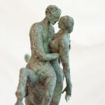 la femme et le Centaure sculptures sweeny