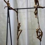 jeux d'enfants sculpture sweeny
