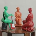 les trois grâces sculpture sweeny
